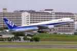 suu451さんが、伊丹空港で撮影した全日空 767-381/ERの航空フォト(写真)