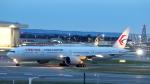 誘喜さんが、ロンドン・ヒースロー空港で撮影した中国東方航空 777-39P/ERの航空フォト(写真)