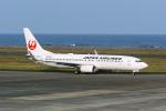 delawakaさんが、奄美空港で撮影した日本航空 737-846の航空フォト(飛行機 写真・画像)