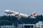 こうきさんが、成田国際空港で撮影したジェットスター・ジャパン A320-232の航空フォト(写真)