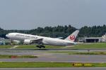 こうきさんが、成田国際空港で撮影した日本航空 777-246/ERの航空フォト(写真)
