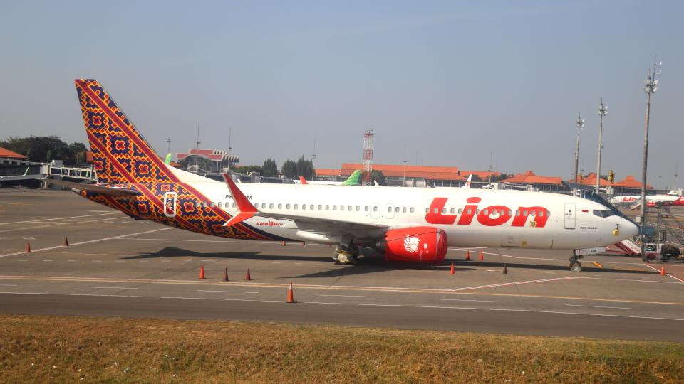 誘喜さんのライオン・エア Boeing 737 MAX 8 (PK-LQM) 航空フォト