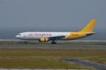 we love kixさんが、関西国際空港で撮影したエアー・ホンコン A300F4-605Rの航空フォト(写真)