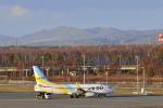 Orange linerさんが、新千歳空港で撮影したAIR DO 737-781の航空フォト(写真)