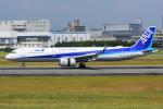 sky77さんが、伊丹空港で撮影した全日空 A321-272Nの航空フォト(写真)
