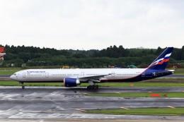 T.Sazenさんが、成田国際空港で撮影したアエロフロート・ロシア航空 777-3M0/ERの航空フォト(飛行機 写真・画像)