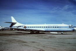 tassさんが、デビスモンサン空軍基地で撮影したAero Service SE-210 Caravelle VI-Rの航空フォト(飛行機 写真・画像)