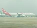 keitsamさんが、上海浦東国際空港で撮影したモーリシャス航空 A340-313Xの航空フォト(飛行機 写真・画像)