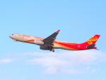 むらさめさんが、新千歳空港で撮影した香港航空 A330-343Xの航空フォト(写真)