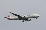 keitsamさんが、羽田空港で撮影した日本航空 777-346の航空フォト(写真)