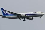 keitsamさんが、羽田空港で撮影した全日空 767-381の航空フォト(写真)