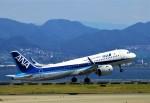 にしやんさんが、関西国際空港で撮影した全日空 A320-271Nの航空フォト(写真)