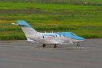 空猫@Mighty_Shrikesさんが、札幌飛行場で撮影した日本法人所有 HA-420の航空フォト(飛行機 写真・画像)