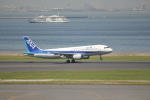 keitsamさんが、羽田空港で撮影した全日空 A320-211の航空フォト(飛行機 写真・画像)