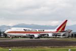ファントム無礼さんが、横田基地で撮影したカリッタ エア 747-4B5(BCF)の航空フォト(写真)