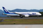 H.Oさんが、広島空港で撮影した全日空 787-8 Dreamlinerの航空フォト(写真)