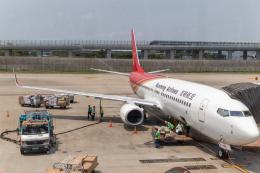jjieさんが、上海浦東国際空港で撮影した昆明航空 737-84Pの航空フォト(飛行機 写真・画像)