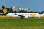 Tomo-Papaさんが、成田国際空港で撮影したMIATモンゴル航空 737-8CXの航空フォト(写真)