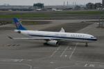 turenoアカクロさんが、羽田空港で撮影した中国南方航空 A330-343Xの航空フォト(写真)