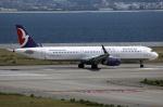 MOHICANさんが、関西国際空港で撮影したマカオ航空 A321-231の航空フォト(写真)