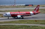 MOHICANさんが、関西国際空港で撮影したフィリピン・エアアジア A320-216の航空フォト(写真)