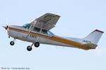 Chofu Spotter Ariaさんが、調布飛行場で撮影したアイベックスアビエイション 172P Skyhawkの航空フォト(飛行機 写真・画像)