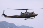 Mr.boneさんが、防府北基地で撮影した陸上自衛隊 UH-1Jの航空フォト(写真)