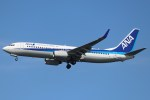 BOEING737MAX-8さんが、羽田空港で撮影した全日空 737-881の航空フォト(写真)