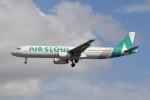 kuro2059さんが、那覇空港で撮影したエアソウル A321-231の航空フォト(写真)