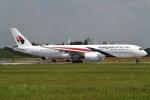 tassさんが、成田国際空港で撮影したマレーシア航空 A350-941XWBの航空フォト(飛行機 写真・画像)