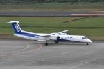 ワイエスさんが、仙台空港で撮影したANAウイングス DHC-8-402Q Dash 8の航空フォト(飛行機 写真・画像)