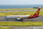 we love kixさんが、関西国際空港で撮影した海南航空 737-84Pの航空フォト(写真)
