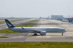 we love kixさんが、関西国際空港で撮影したキャセイパシフィック航空 A350-941XWBの航空フォト(写真)