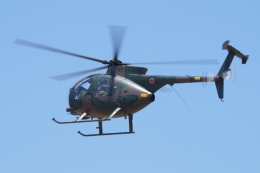 kij niigataさんが、新発田駐屯地で撮影した陸上自衛隊 OH-6Dの航空フォト(写真)