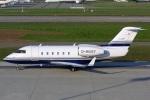 Hariboさんが、チューリッヒ空港で撮影したボンエア・ビジネス・チャーター CL-600-1A11 Challenger 600Sの航空フォト(写真)