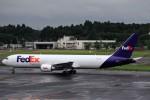 T.Sazenさんが、成田国際空港で撮影したフェデックス・エクスプレス 767-3S2F/ERの航空フォト(写真)