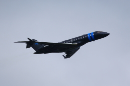 T.Sazenさんが、成田国際空港で撮影したウィルミントン・トラスト・カンパニー BD-700-1A10 Global Expressの航空フォト(写真)