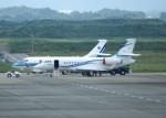 Dickiesさんが、静岡空港で撮影した静岡エアコミュータ Falcon 2000EXの航空フォト(写真)