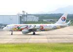 Dickiesさんが、静岡空港で撮影した中国東方航空 A320-214の航空フォト(写真)