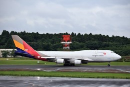 T.Sazenさんが、成田国際空港で撮影したアシアナ航空 747-48EM(BDSF)の航空フォト(写真)