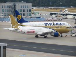 た~きゅんさんが、フランクフルト国際空港で撮影したガルフ・エア A320-214の航空フォト(飛行機 写真・画像)