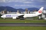 とらとらさんが、伊丹空港で撮影した日本航空 777-246の航空フォト(写真)