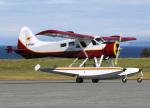 voyagerさんが、ポートハーディー空港で撮影したWILDERNESS SEAPLANES DHC-2 Beaver Mk.1の航空フォト(飛行機 写真・画像)