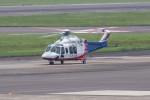 Koenig117さんが、名古屋飛行場で撮影した福島県消防防災航空隊 AW139の航空フォト(写真)