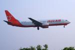 apphgさんが、静岡空港で撮影したチェジュ航空 737-82Rの航空フォト(写真)