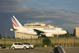 航空フォト:F-GUGM エールフランス航空 A318