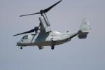 OMAさんが、岩国空港で撮影したアメリカ海兵隊 MV-22Bの航空フォト(写真)