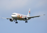 タミーさんが、静岡空港で撮影した中国東方航空 A320-214の航空フォト(写真)