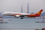 H.Oさんが、香港国際空港で撮影した香港航空 A350-941XWBの航空フォト(写真)