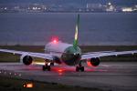 we love kixさんが、関西国際空港で撮影したエバー航空 787-10の航空フォト(写真)